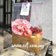 Flower and Fruit in Bag